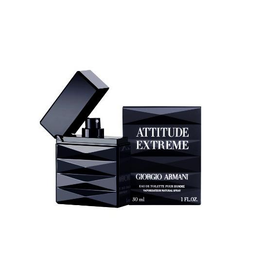 туалетная вода Giorgio Armani Attitude Extreme для мужчин 30 мл