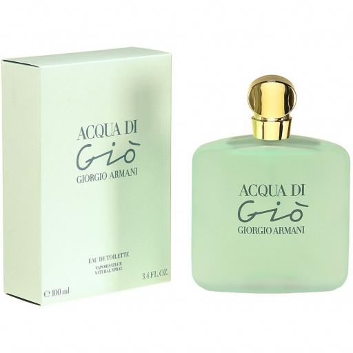 туалетная вода Giorgio Armani Acqua Di Gio Pour Femme для женщин 100 мл