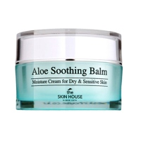 Крем-бальзам для лица The Skin House Aloe Soothing Balm с экстрактом алоэ