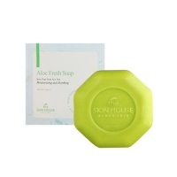 Мыло для лица The Skin House Aloe Fresh Soap с экстрактом алоэ