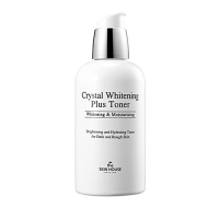Осветляющий тоник The Skin House Crystal Whitening Plus Toner против пигментации