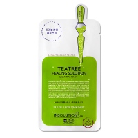 Для проблемной кожи лица Teatree Healing Solution Essential Mask