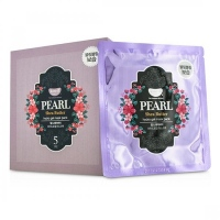 Hydro Gel Mask Pack (Jewel Series) Pearl&Shea Butter