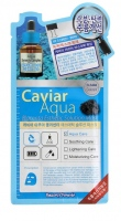 Маска для лица Икра и Плацента Caviar Aqva esthetic solution mask