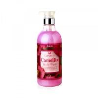Гель для душа Lunaris Body Wash Camellia с экстрактом камелии