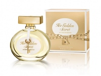 Туалетная вода Antonio Banderas Secret Her Golden